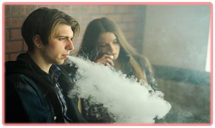 السيجارة الالكترونية